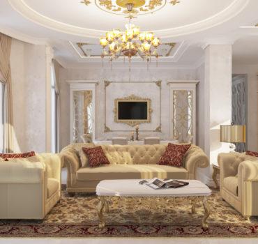 Апартаменты в классическом стиле (1 of 15)