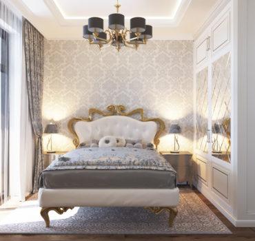Апартаменты в классическом стиле (11 of 15)