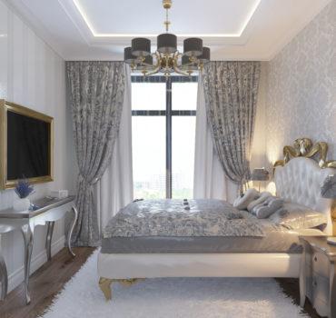 Апартаменты в классическом стиле (12 of 15)