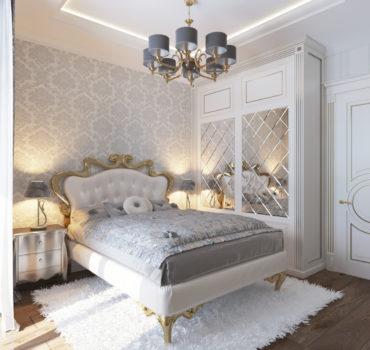 Апартаменты в классическом стиле (13 of 15)
