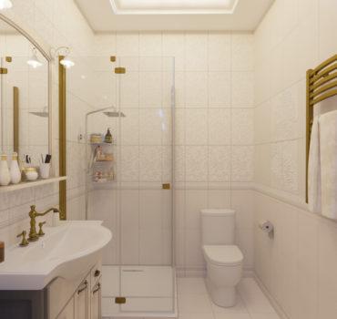 Апартаменты в классическом стиле (14 of 15)