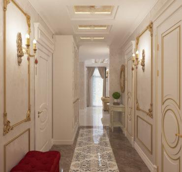 Апартаменты в классическом стиле (6 of 15)