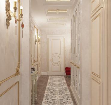 Апартаменты в классическом стиле (7 of 15)