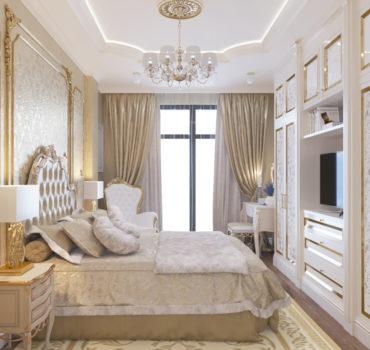 Апартаменты в классическом стиле (8 of 15)