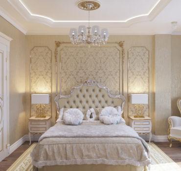 Апартаменты в классическом стиле (9 of 15)