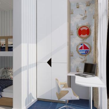 Апартаменты для летнего отдыха-10