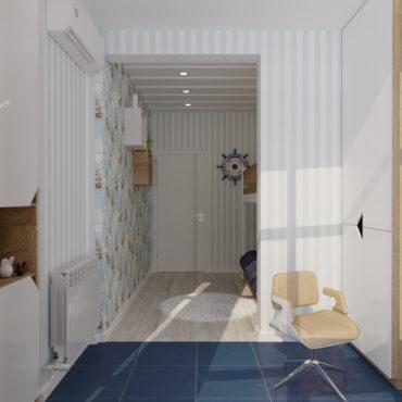 Апартаменты для летнего отдыха-11