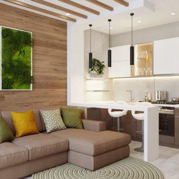Апартаменты для летнего отдыха-3