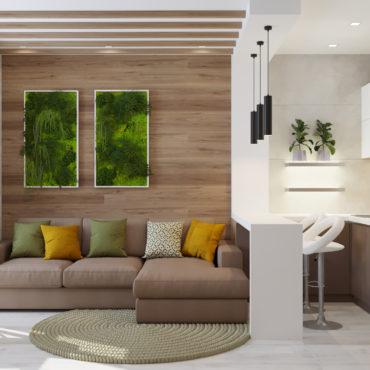 Апартаменты для летнего отдыха-4