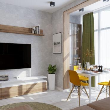 Апартаменты для летнего отдыха-5