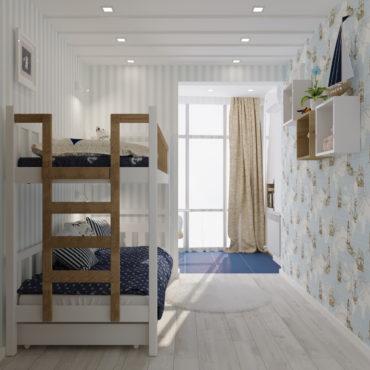 Апартаменты для летнего отдыха-7