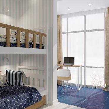 Апартаменты для летнего отдыха-8