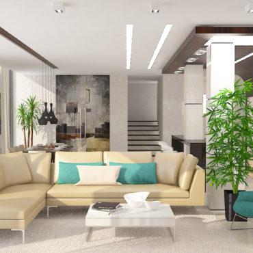 Дом в современном стиле-1