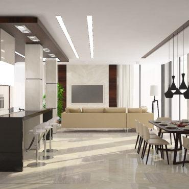 Дом в современном стиле-2