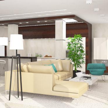 Дом в современном стиле-4